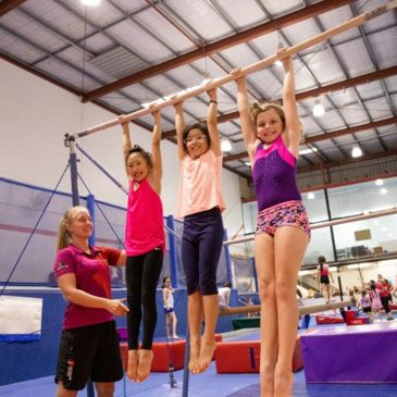 Macquarie University Gymnastics – April School Holidays Activities Guide