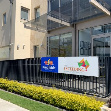 Kindikids Early Learning Centre Ryde Exceeds the National Quality Standards