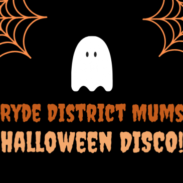 Ryde District Mums Halloween Disco!