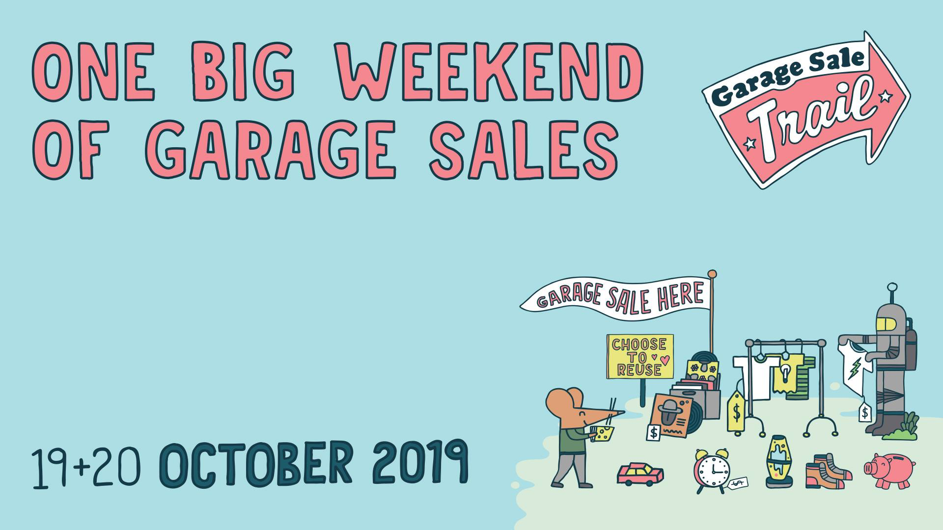 Garage Sale Trail 2019