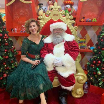 Local Shopping Centre Santa Photos