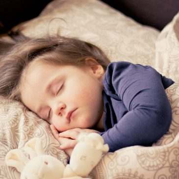 5 Tips For Improved Sleep in Children