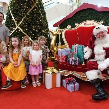 Local Shopping Centre Santa Photos 2020