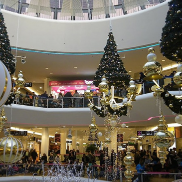 Shopping Centre Christmas Extended Hours and Child Minding Services