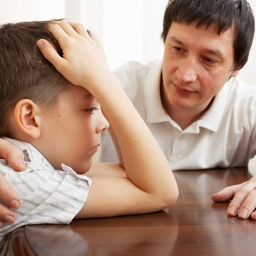 Helping Your Child Through Grief