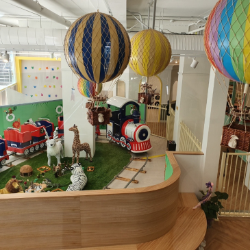 10 Local Indoor Play Centres