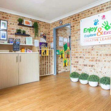RDM Visits: Creative Learning Preschool, North Ryde