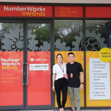 NumberWorks'nWords Epping – Sept / Oct School Holiday Guide
