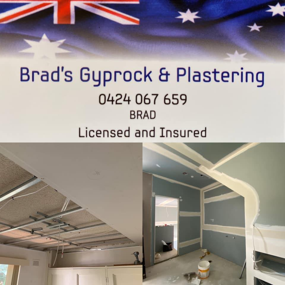 Brad's Gyprock and Plastering