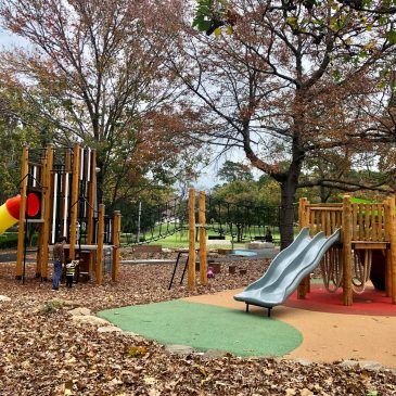 Anzac Park, West Ryde