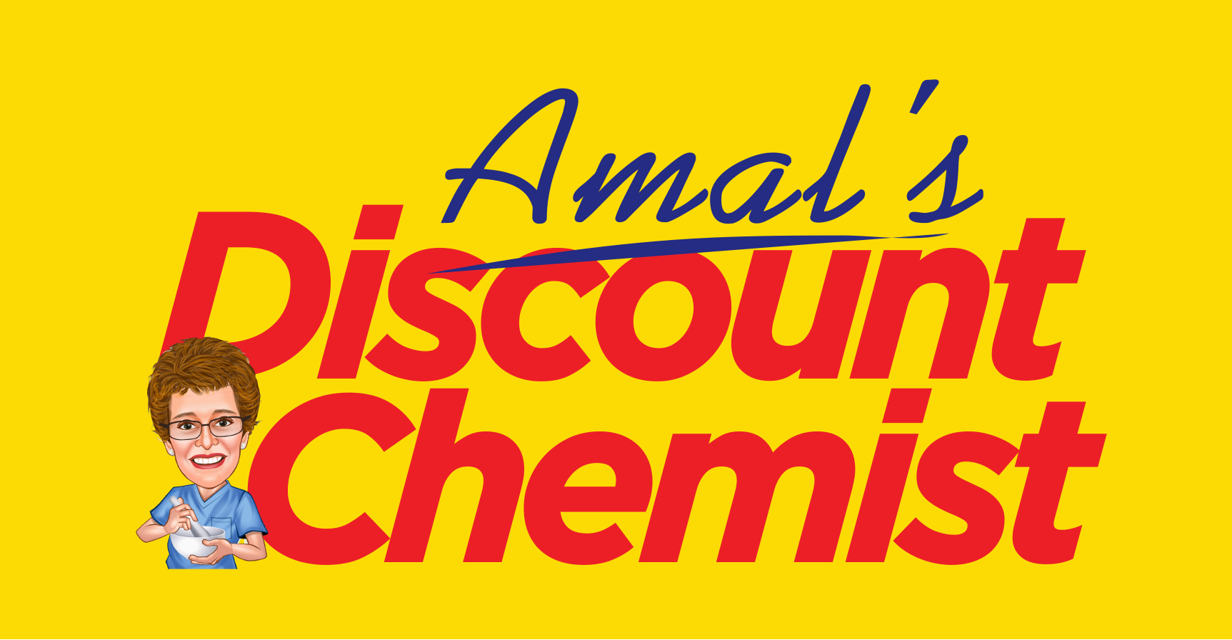 Amal's Discount Chemist