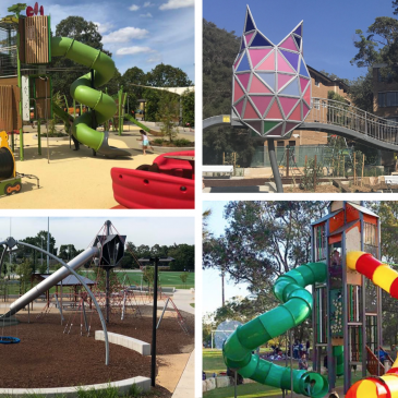 Top 7 Playgrounds for Primary Aged Kids