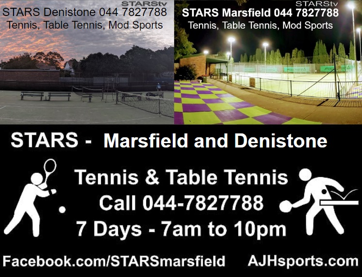 FREE Family Fun - Tennis and Table Tennis
