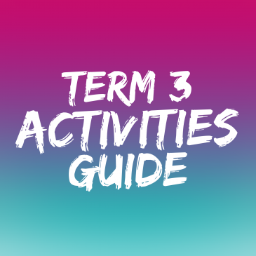 Term 3 Activities Guide
