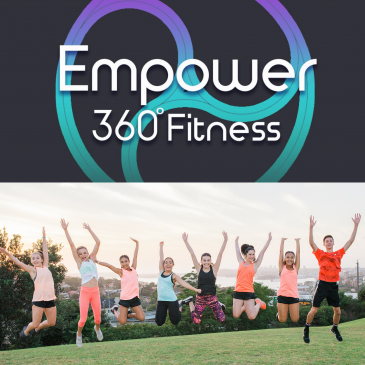 Term 3 – Empower 360 Fitness Teen Bootcamps