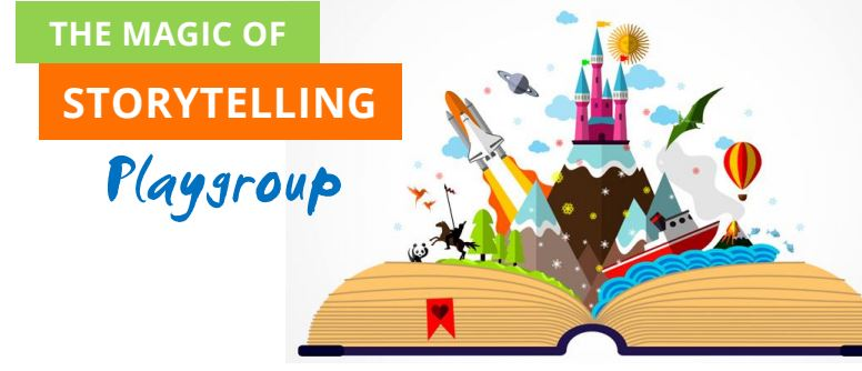 Magic of Storytelling playgroup