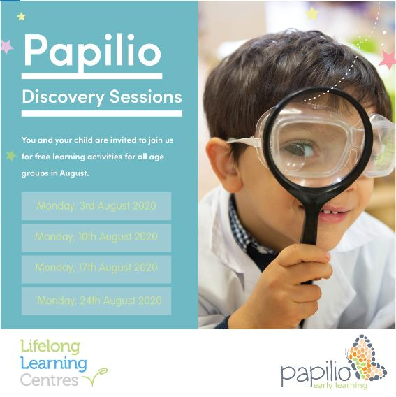 Papilio Discovery Sessions