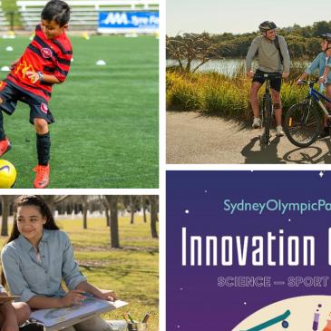 Sydney Olympic Park School Holiday FUN!