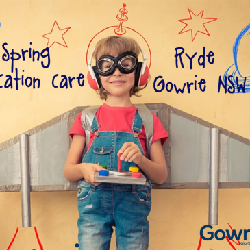 Gowrie Ryde Vacation Care – Dec / Jan School Holiday Guide