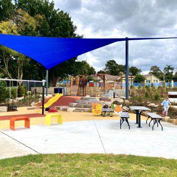 Kings Park, Denistone East