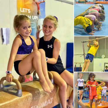 Gladesville RSL Gymnastics Camp – Sept/ Oct School Holiday Activities Guide