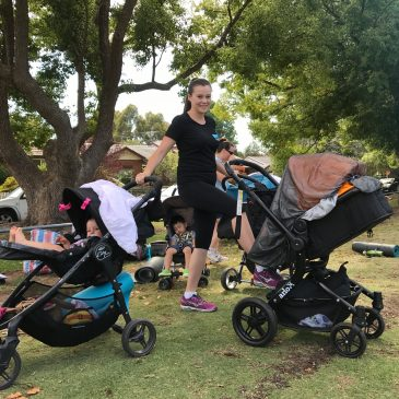 Pre and Post Natal Bootcamp at Ryde Park – With a FREE Nanny service!
