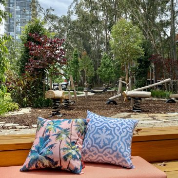 RDM Visits: Darcy St Project Cafe + Playground, Macquarie Park