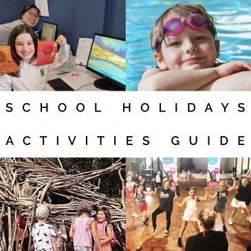 December / January School Holidays Activities Guide