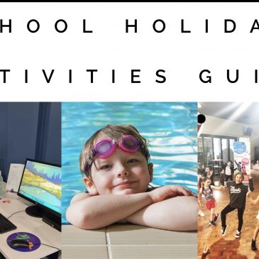 December / January School Holidays Activities Guide