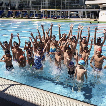 United Swimming – December January School Holidays Guide