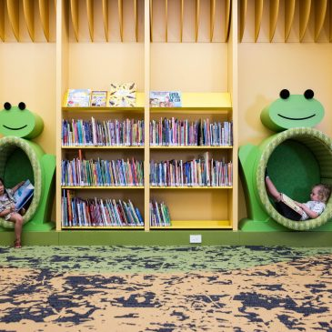 Every Local Library + All Their Kid Friendly Features!