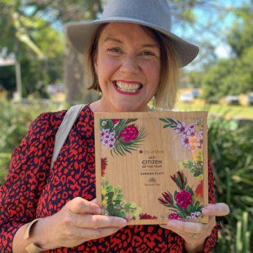 Ryde Citizen of the Year: Carmen Lee Platt
