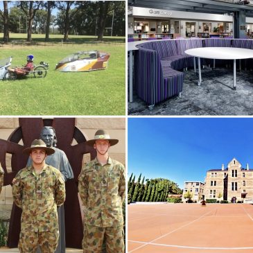 RDM Visits: Holy Cross College Ryde