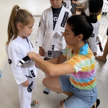 Business Spotlight: SJJA Jiu Jitsu Academy, Gladesville