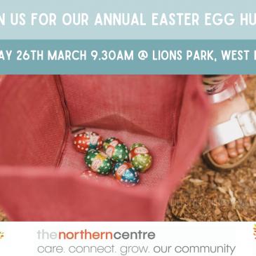 🐰 RDM Annual Easter Egg Hunt 🐰
