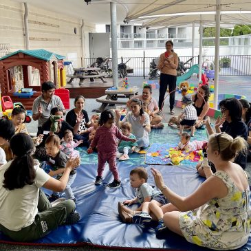 Join the Mini Maxi Playgroup @ The Northern Centre, West Ryde