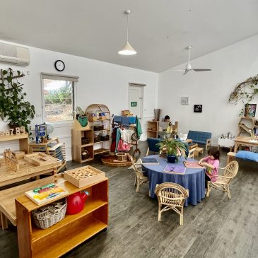 Childcare Tour: Cressy Road Cottage, Ryde