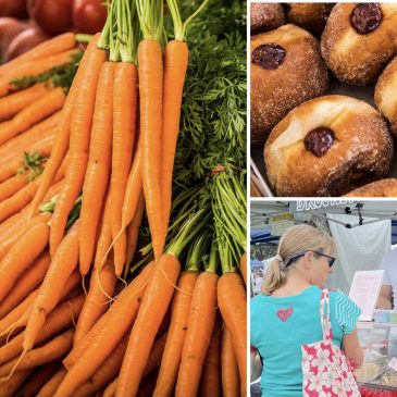 NEW Local Monthly Market at Wentworth Point!