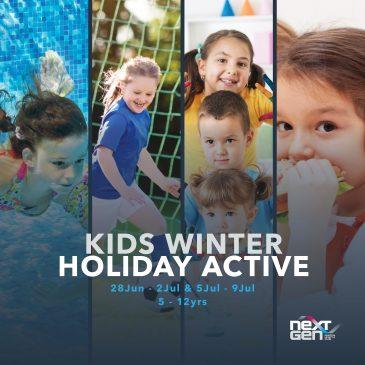 Next Gen Ryde – July School Holiday Activities Guide