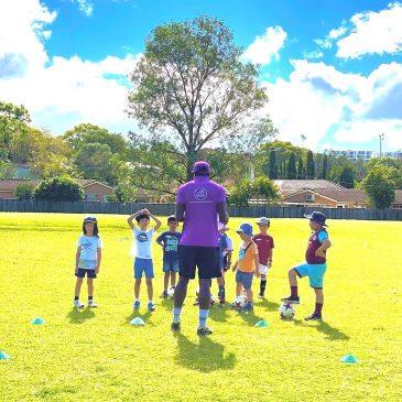 Galaxy Sports Coaching – July School Holidays