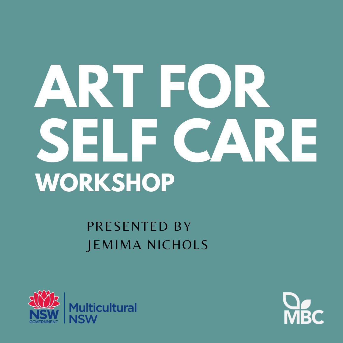 Art for Self Care