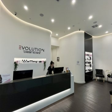Fat Freezing @ Evolution Laser Clinic, Top Ryde Shopping Centre
