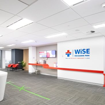 WISE Emergency Clinic, Macquarie Park IS OPEN